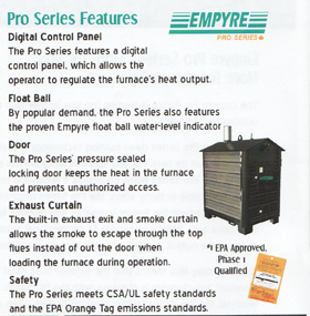 Pro Series Features